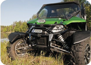 Arctic Cat UTV Accessories