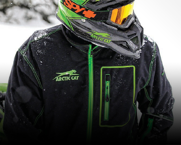 Arctic Cat Jackets / Coats