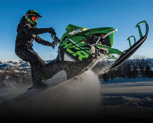 Arctic Cat MTN Parts