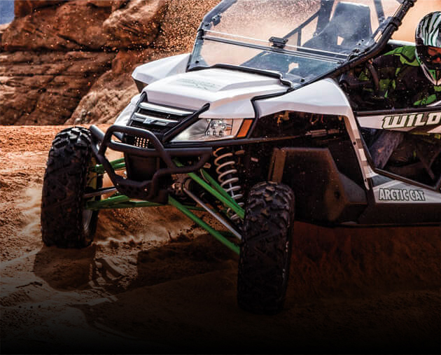 arctic cat prowler & wildcat accessories