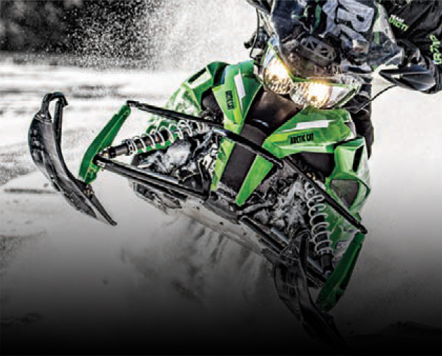 Arctic Cat Snowmobile Accessories