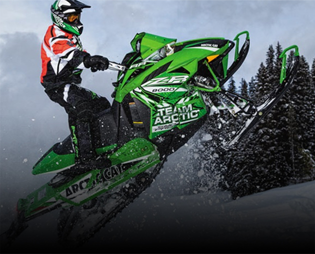 Arctic Cat ZR Parts